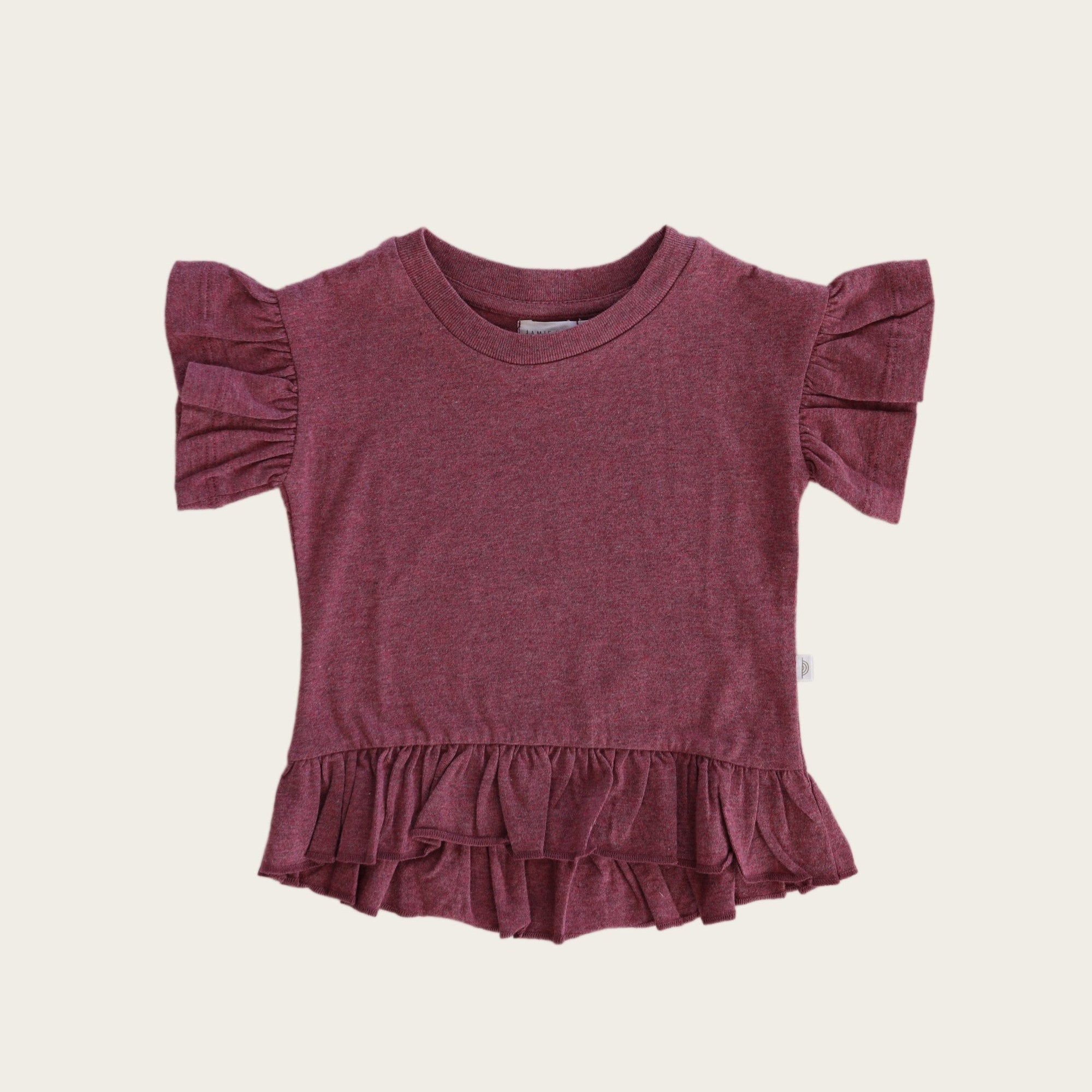 Eden Top (Pink Raspberry)