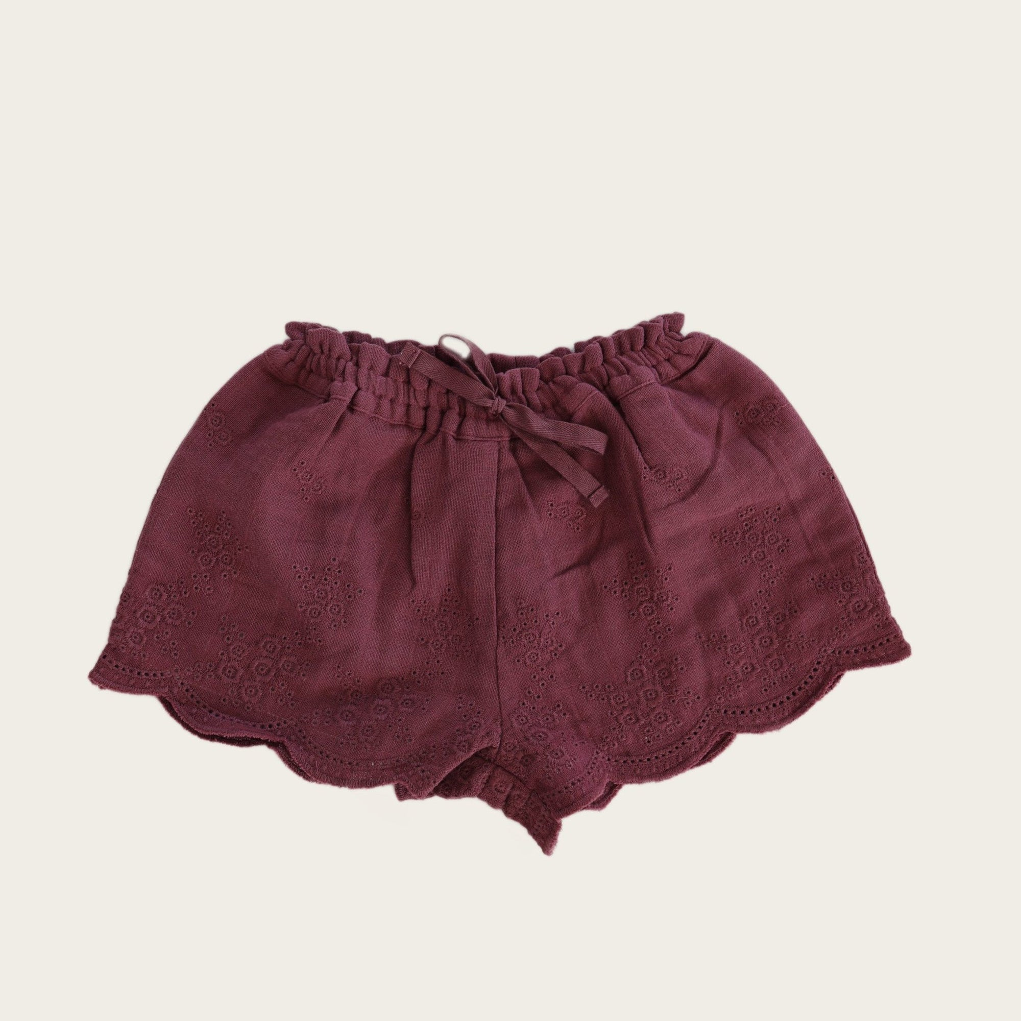 Quinn Shorts (Grape)