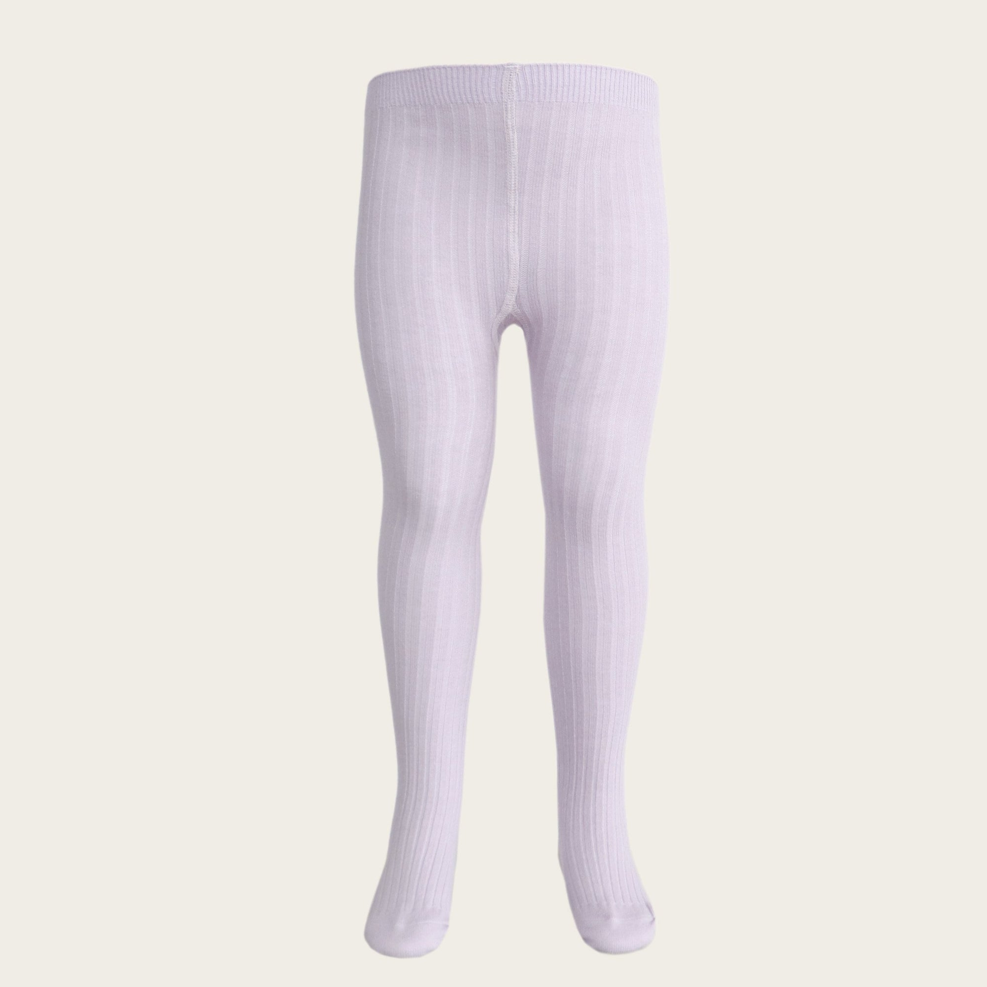 Ribbed Tights (Iris)