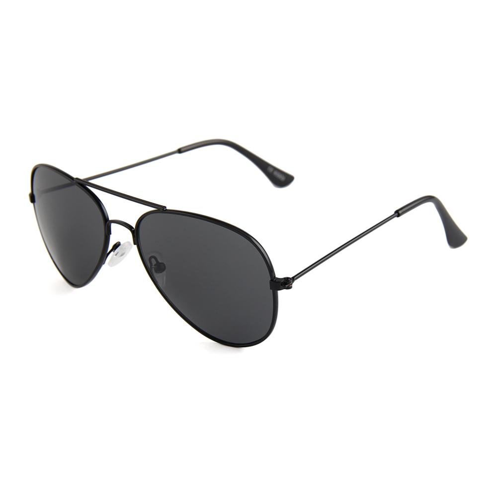 Aviator Sunglasses (Black)
