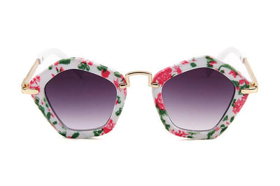 Classy Lady Sunglasses (Floral)