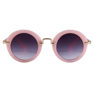 Ooh La La Sunglasses (Light Pink)