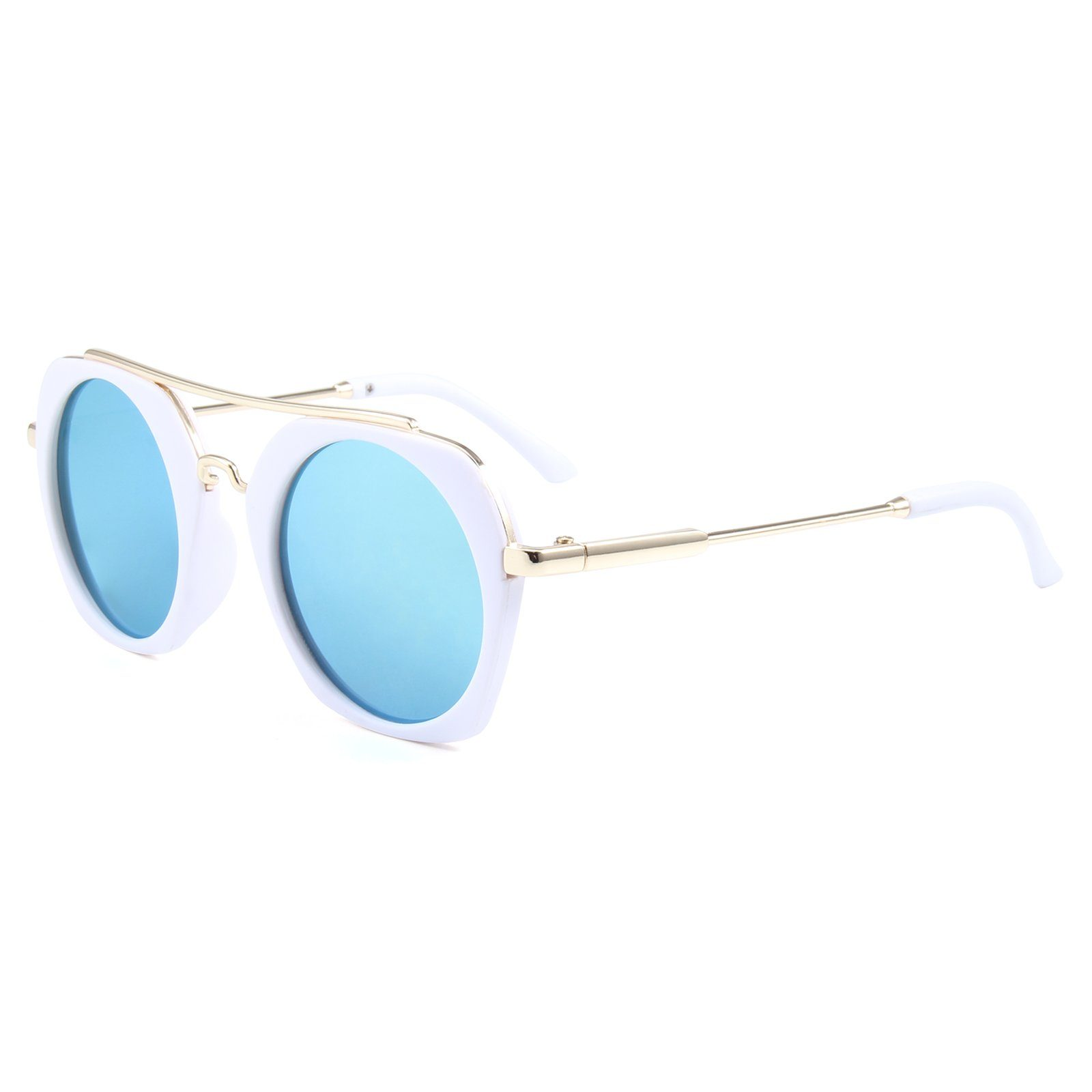 Sunset Sunglasses (White)