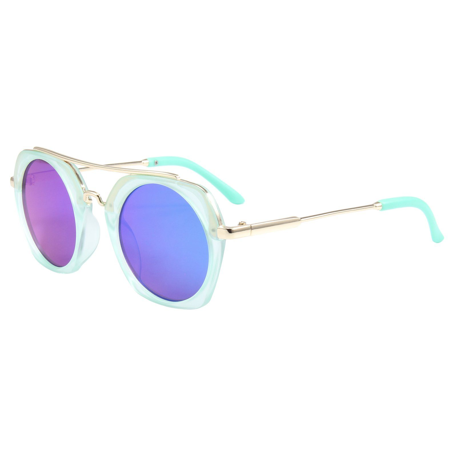 Sunset Sunglasses (Blue)