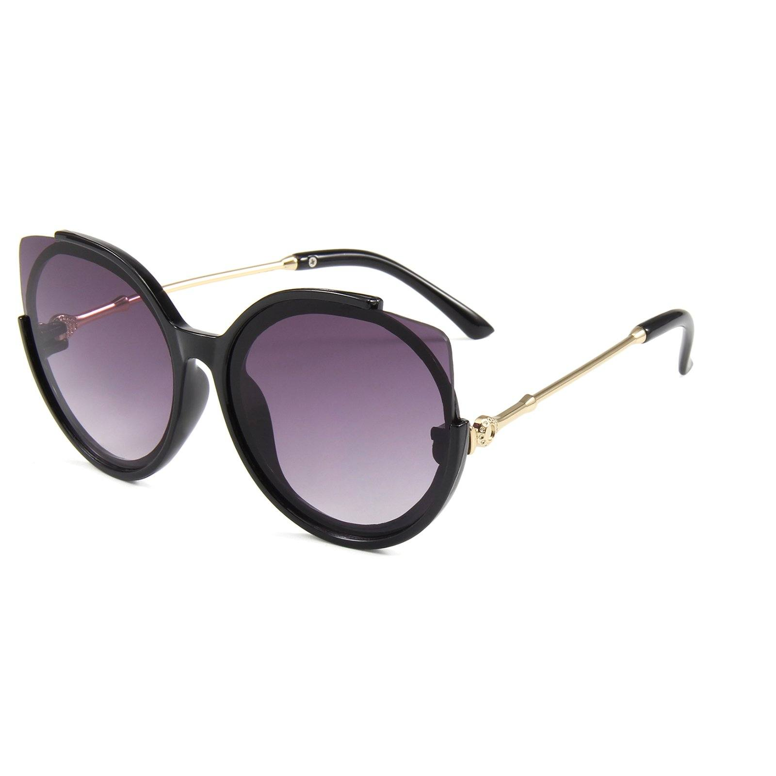 Kitty Sunglasses (Black)