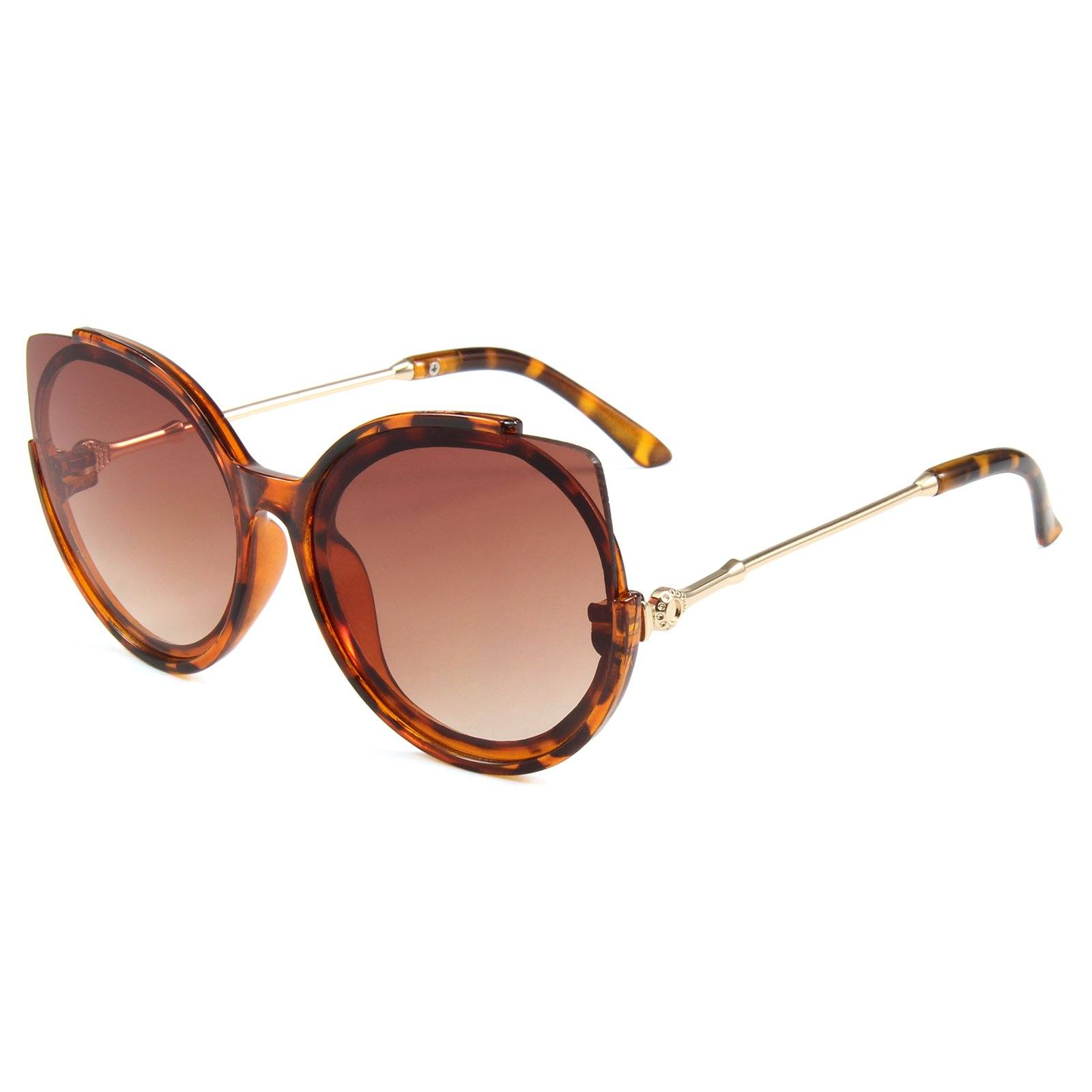 Kitty Sunglasses (Tortoise Shell)