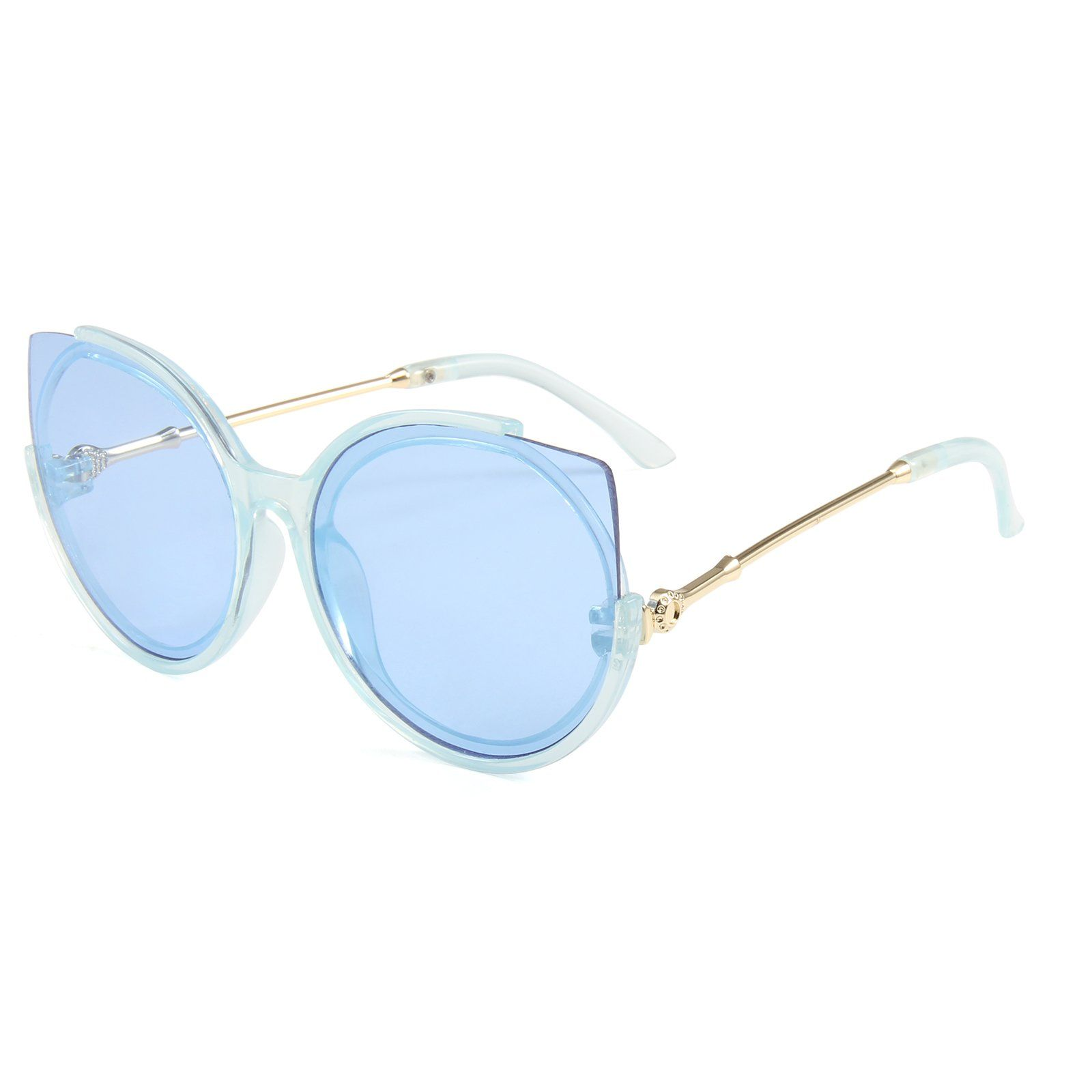 Kitty Sunglasses (White)