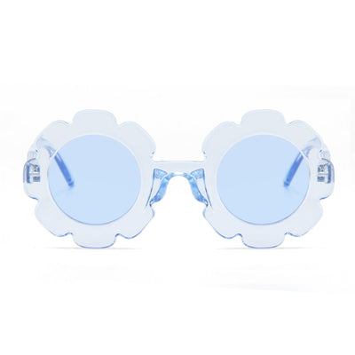 Bloom Sunglasses (Clear)