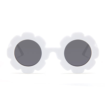 Bloom Sunglasses (White)