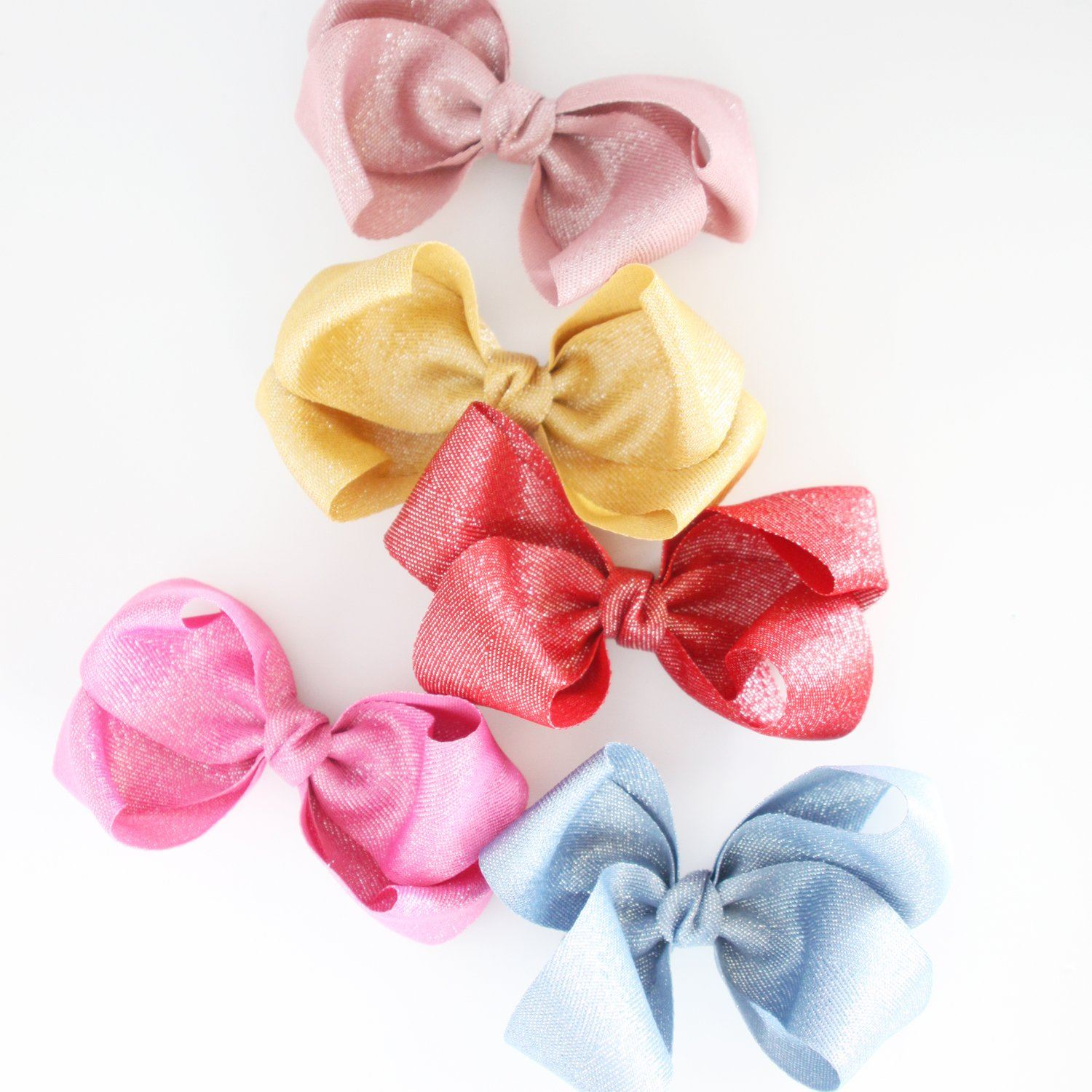 Jumbo Sparkle Ribbon Bow