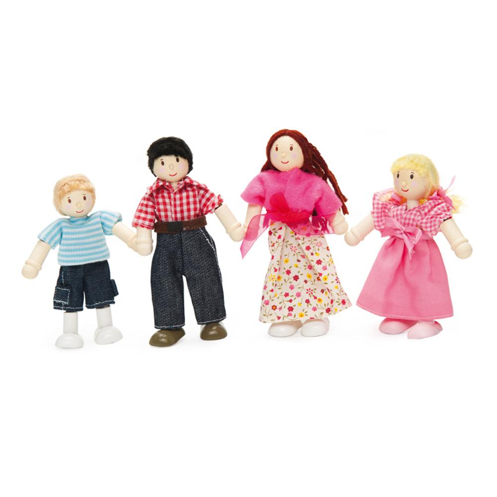 My Family (Set of 4)