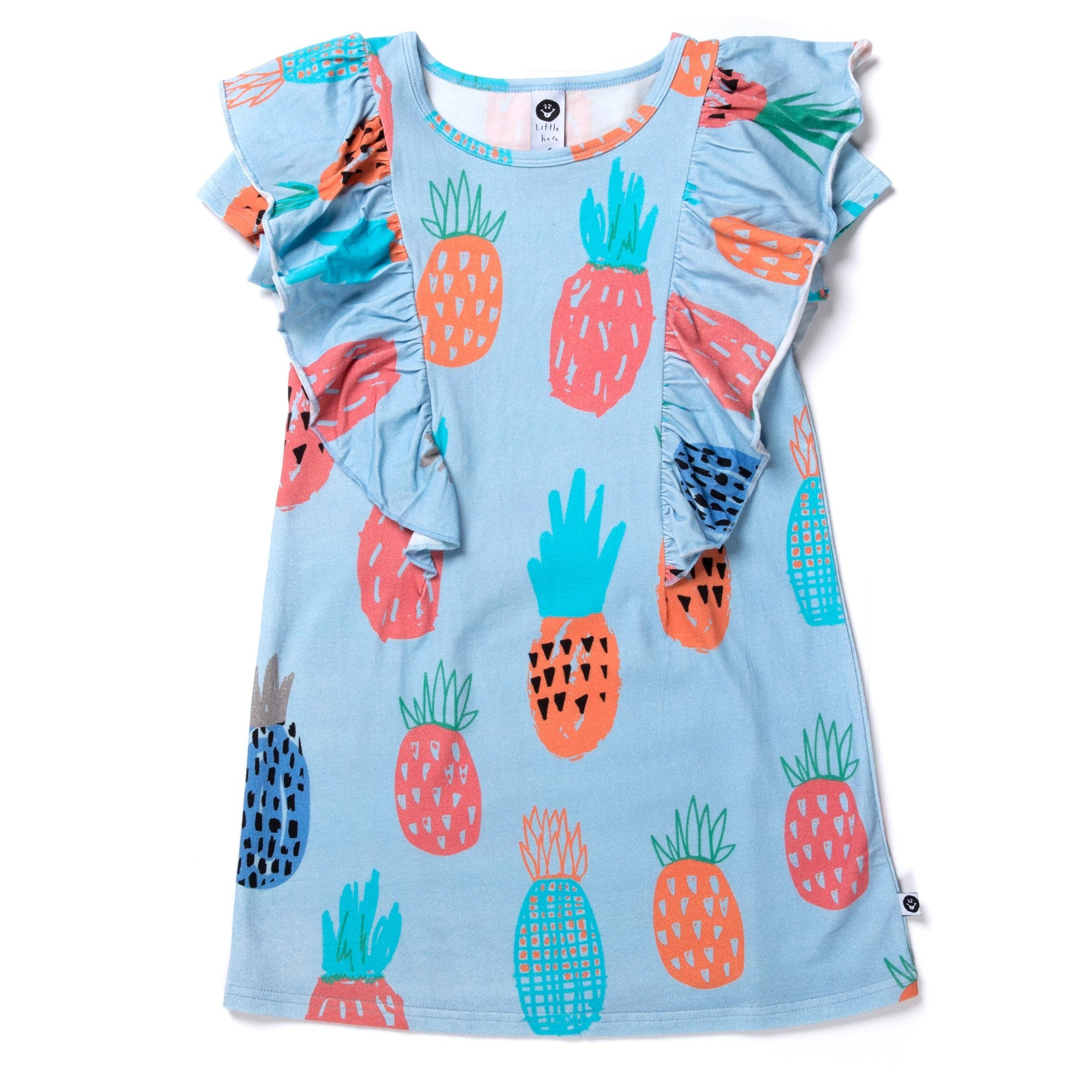 Colourful Pineapple Dress