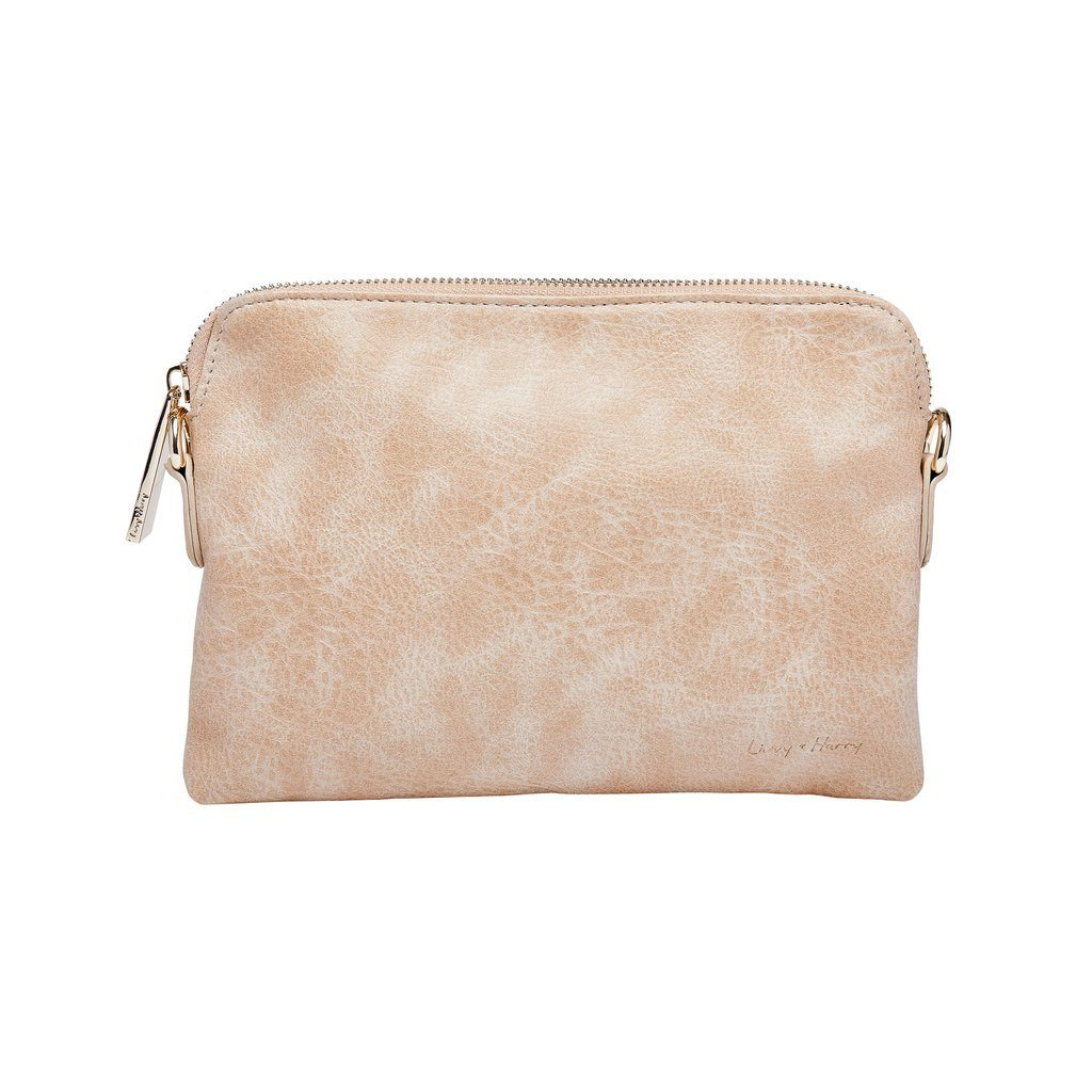 Nappy Clutch (Beige Cream)