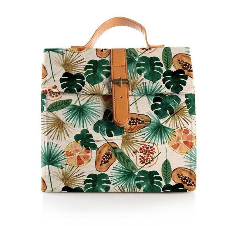 Sunshine Fruit Lunch Bag (Large)