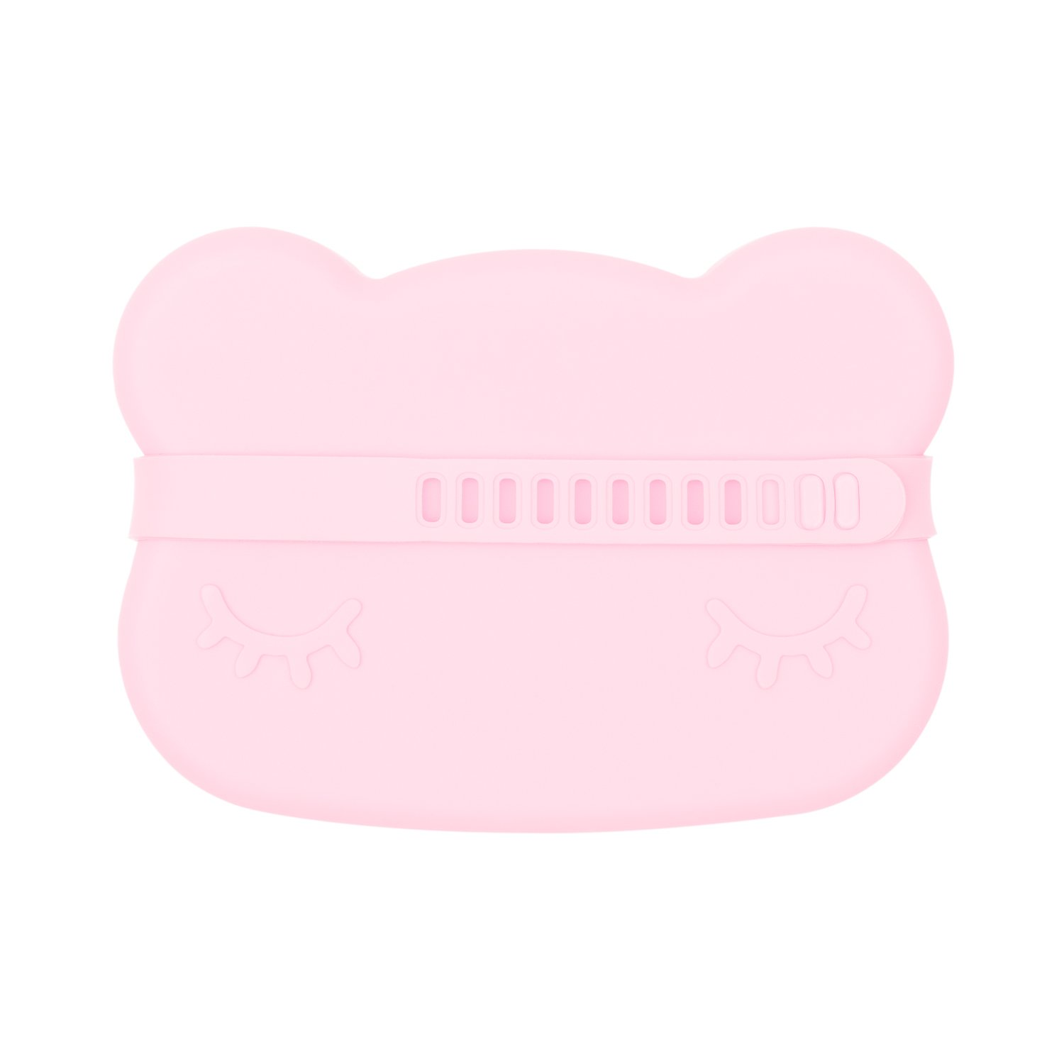 Bear Snackie (Powder Pink)