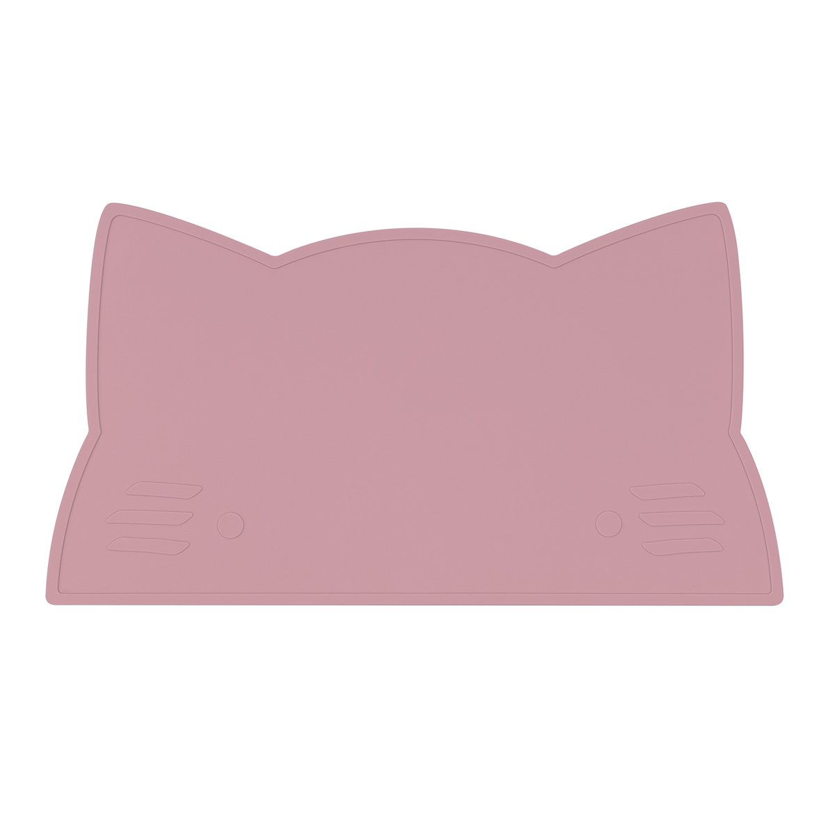 Cat Placemat (Dusty Rose)
