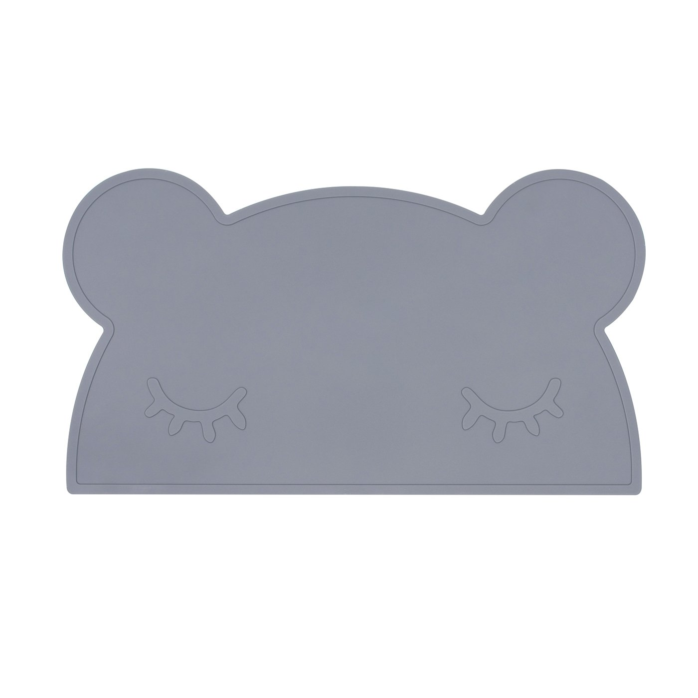 Bear Placemat (Grey)