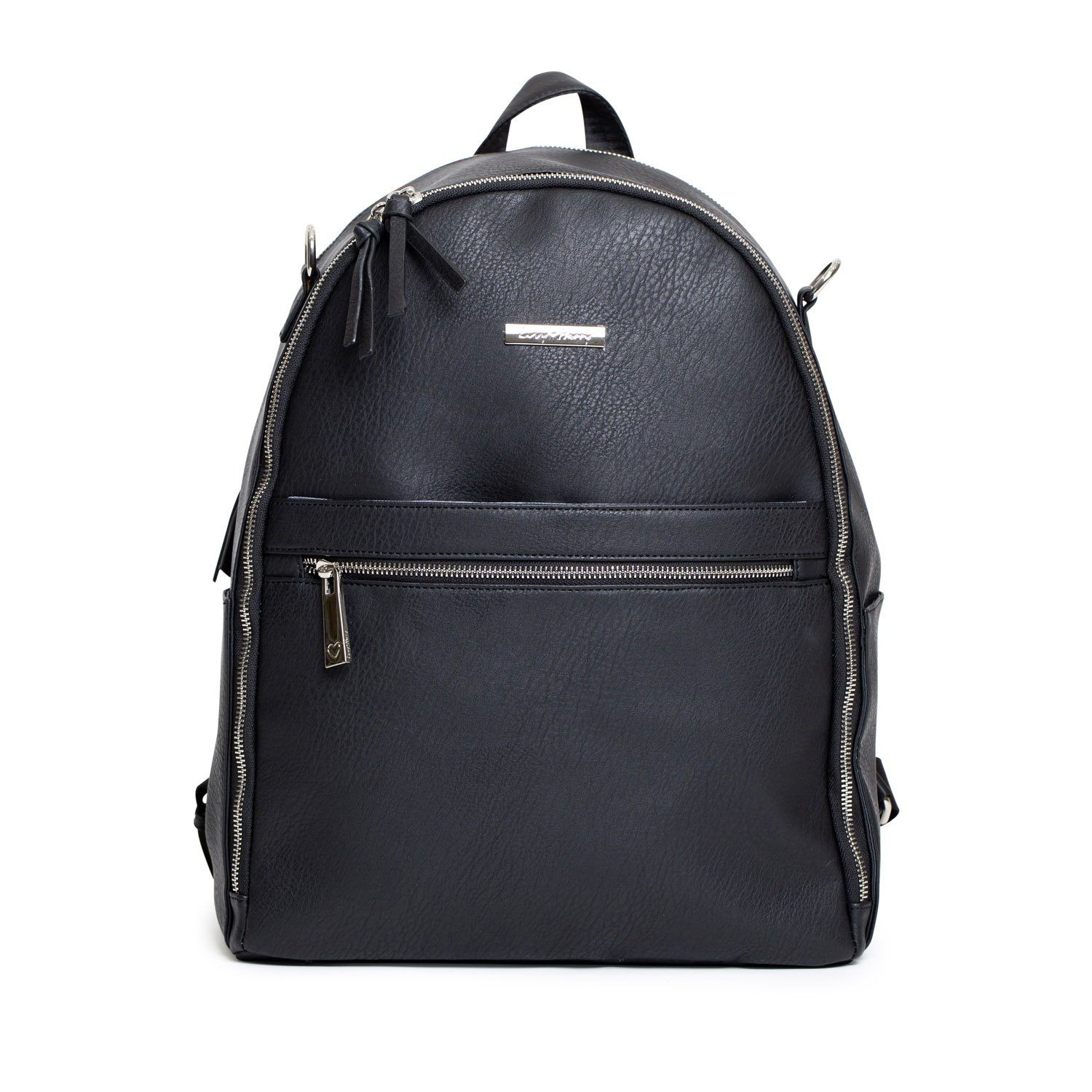 Marseille Backpack (Black)