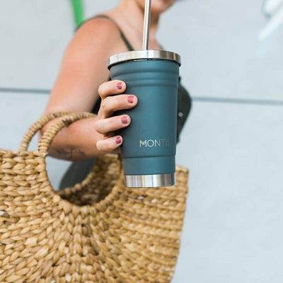 Smoothie Cup (Grey)