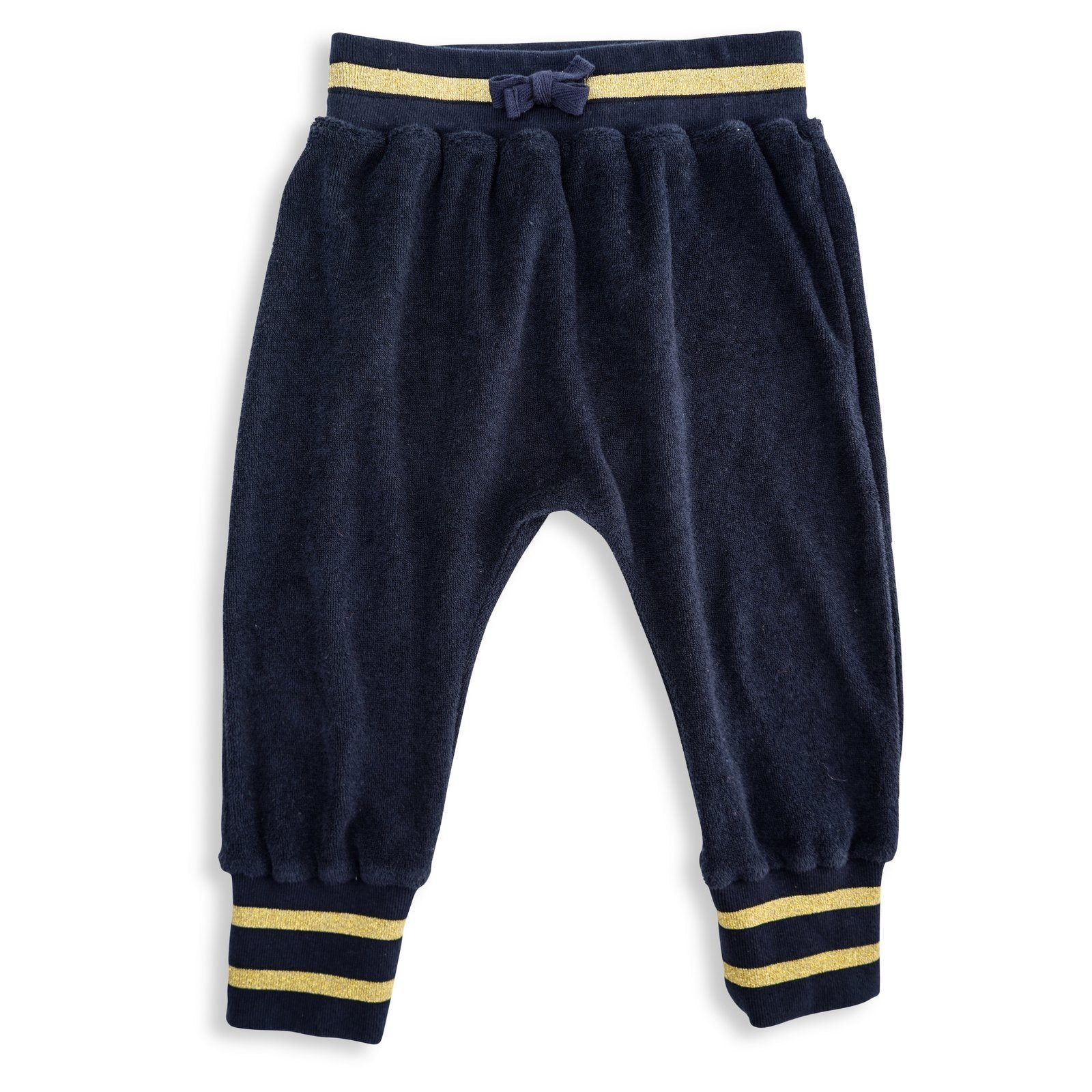 Miami Terry Towelling Pants (Navy)