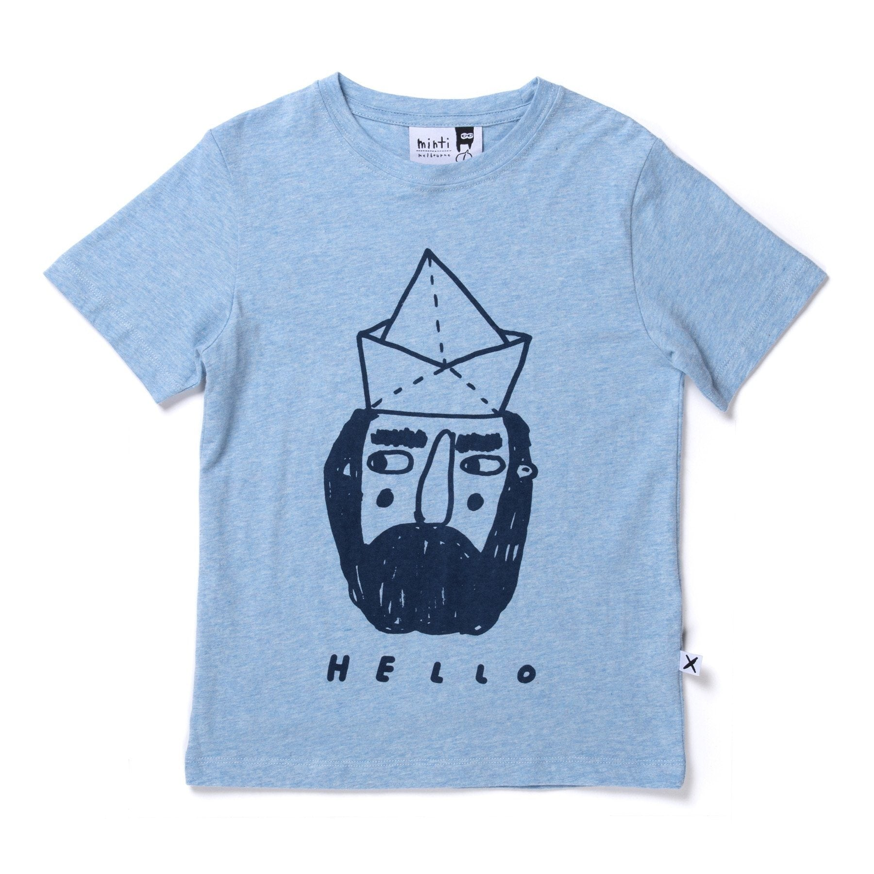 Hello Goodbye Sailor Tee