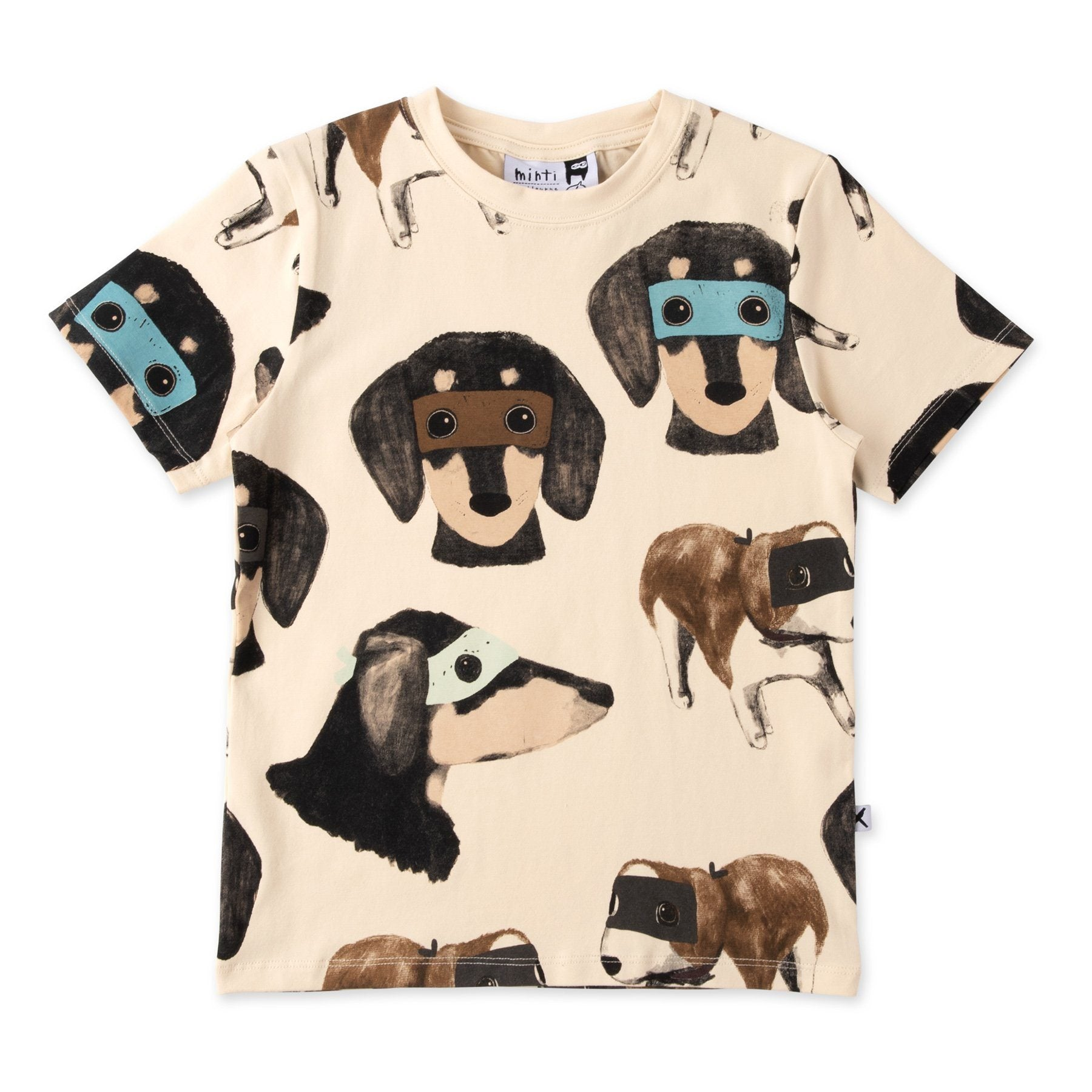 Super Dogs Tee