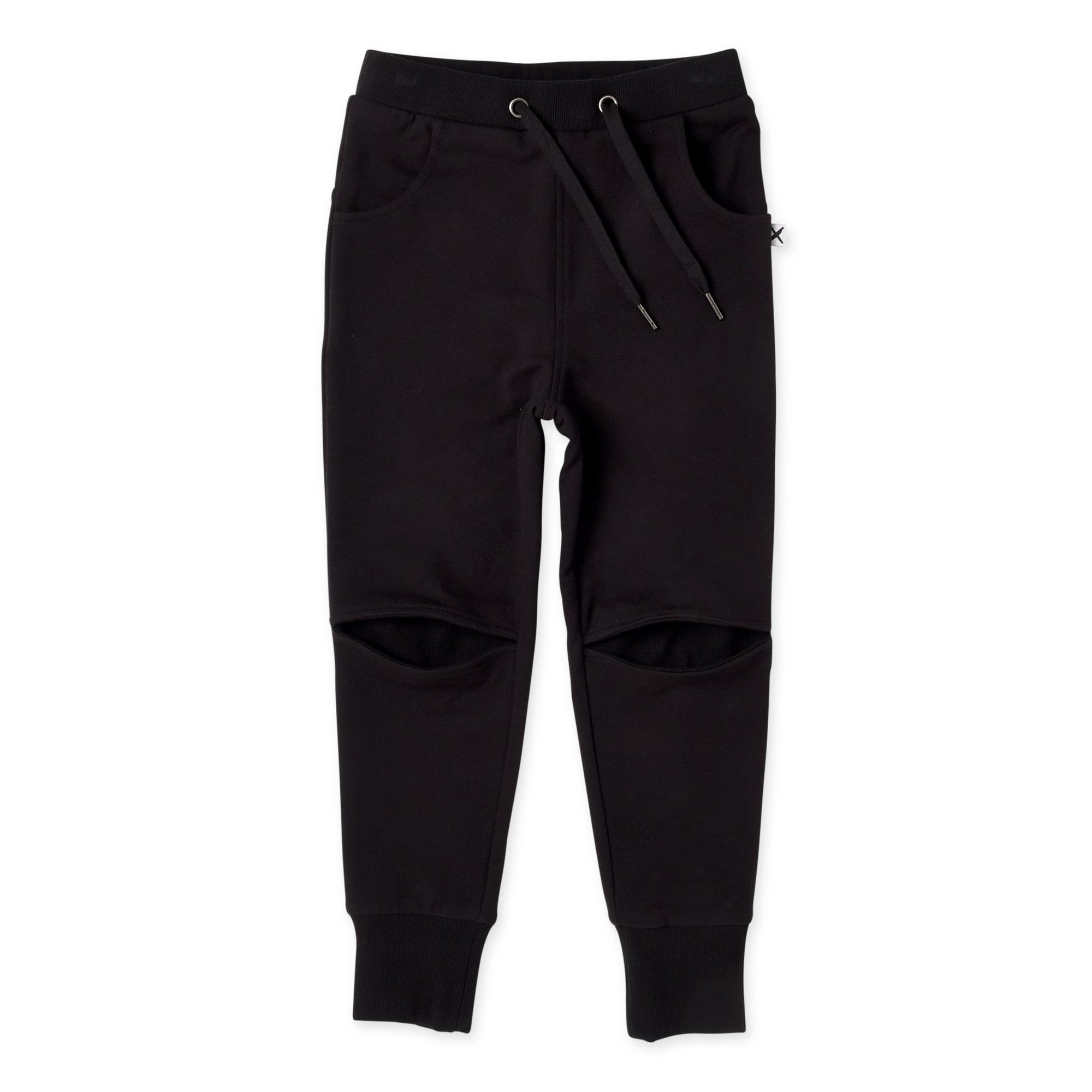 Hidden Knee Trackies
