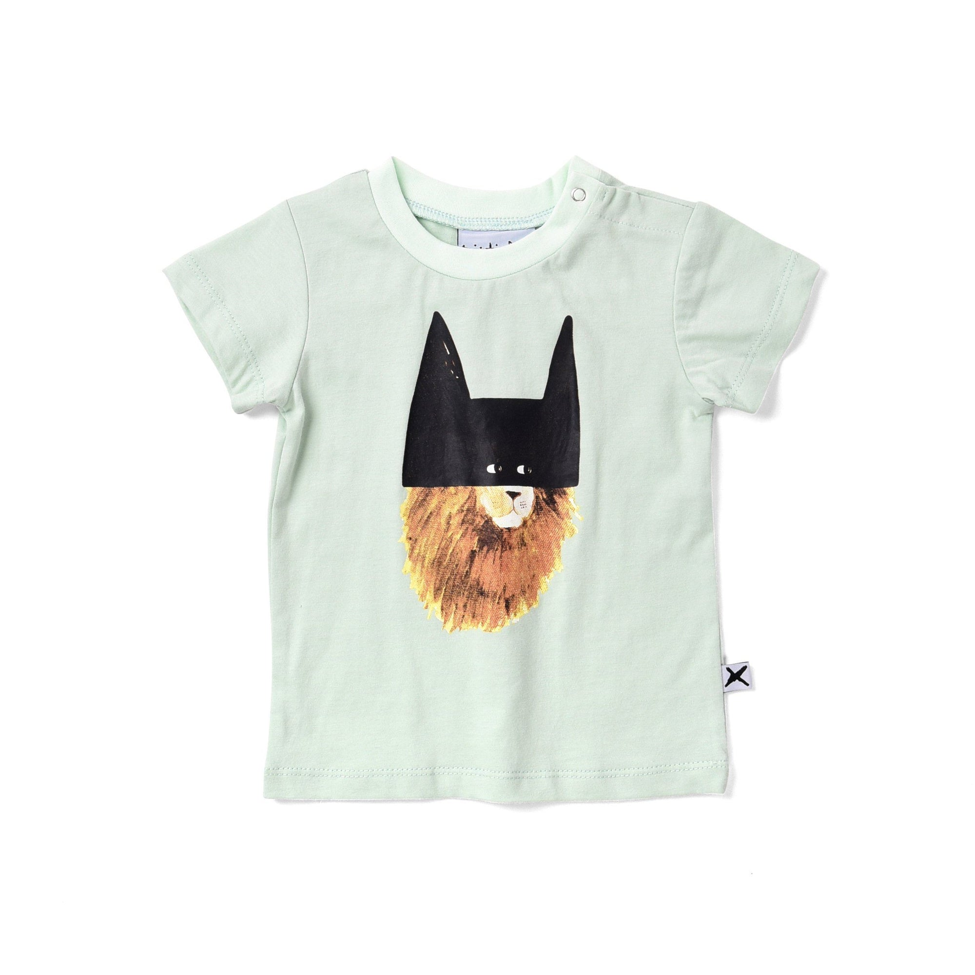 Stealth Lion Baby Tee