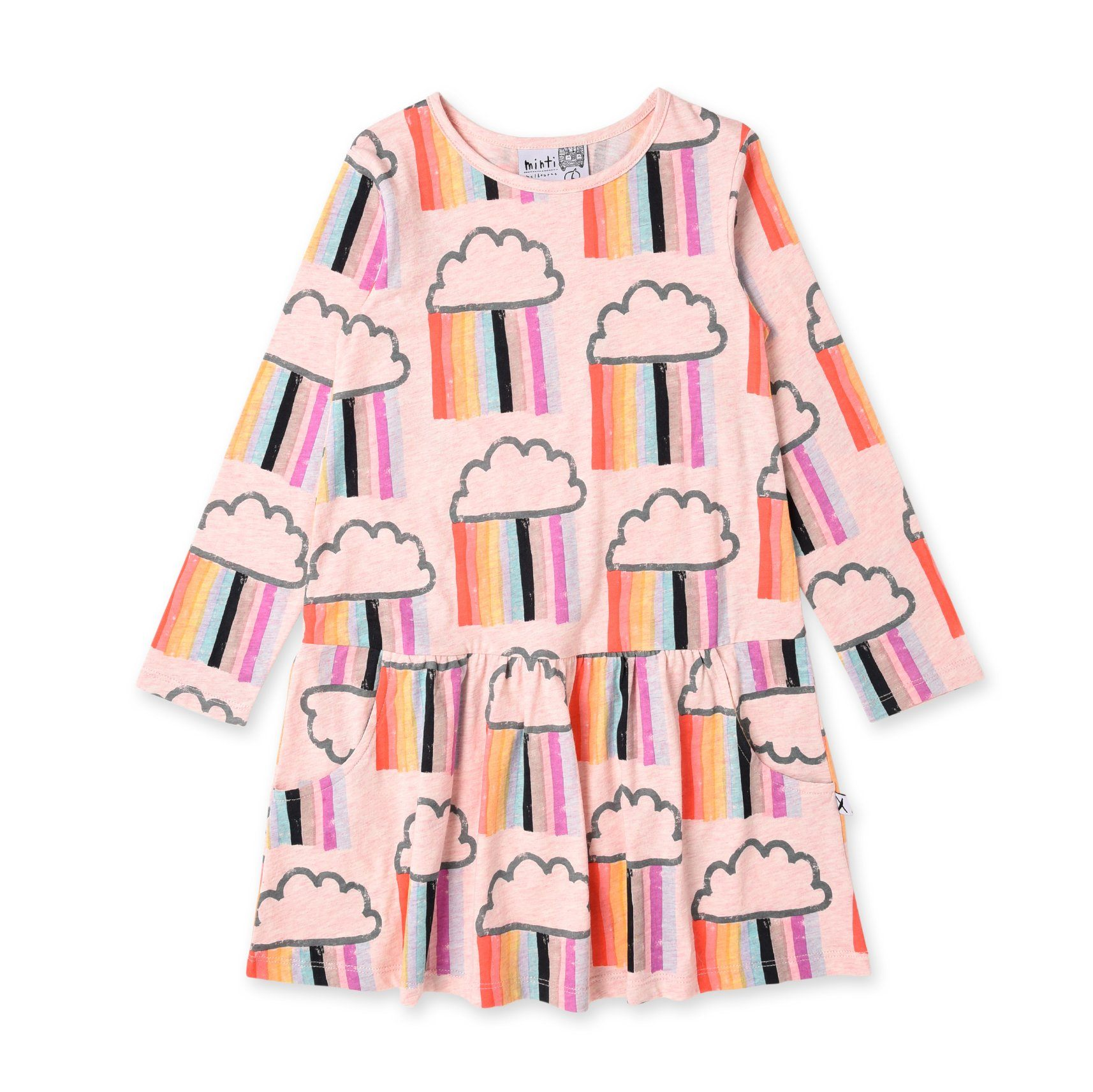 Raining Rainbows Dress