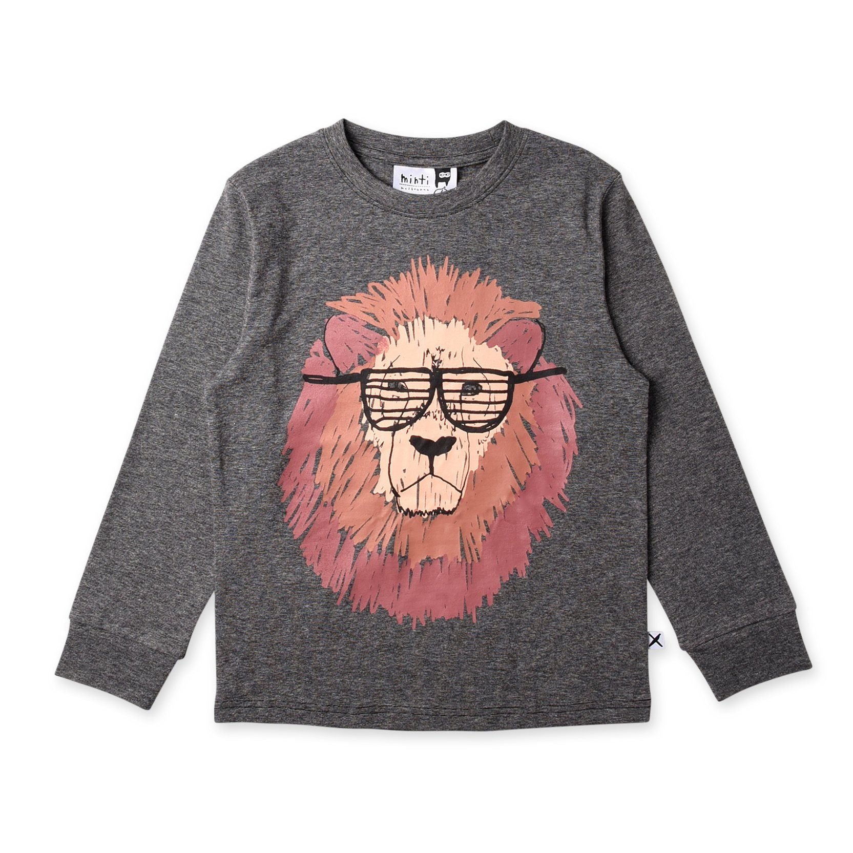 Luxe Lion Tee