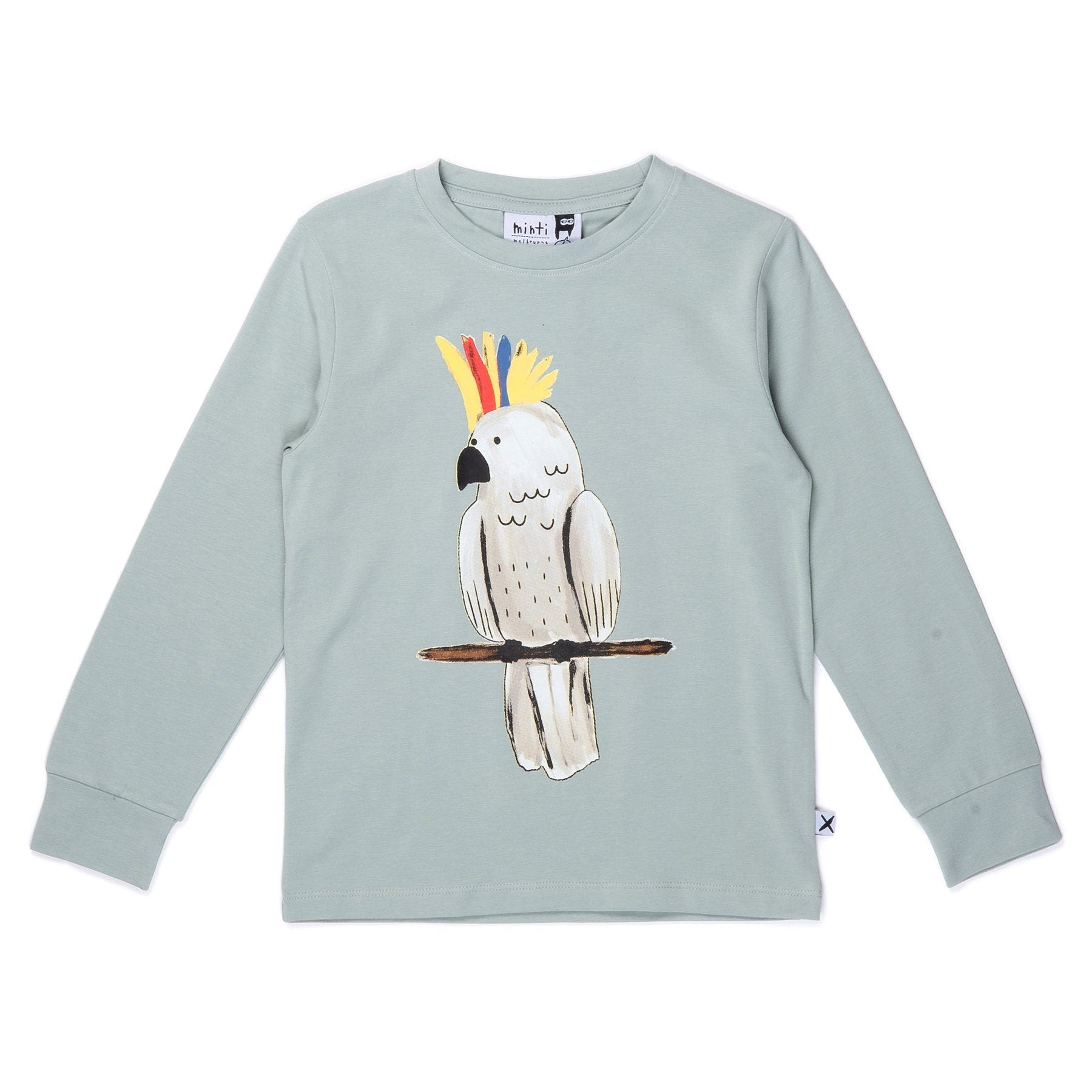 Cool Cockatoo Tee