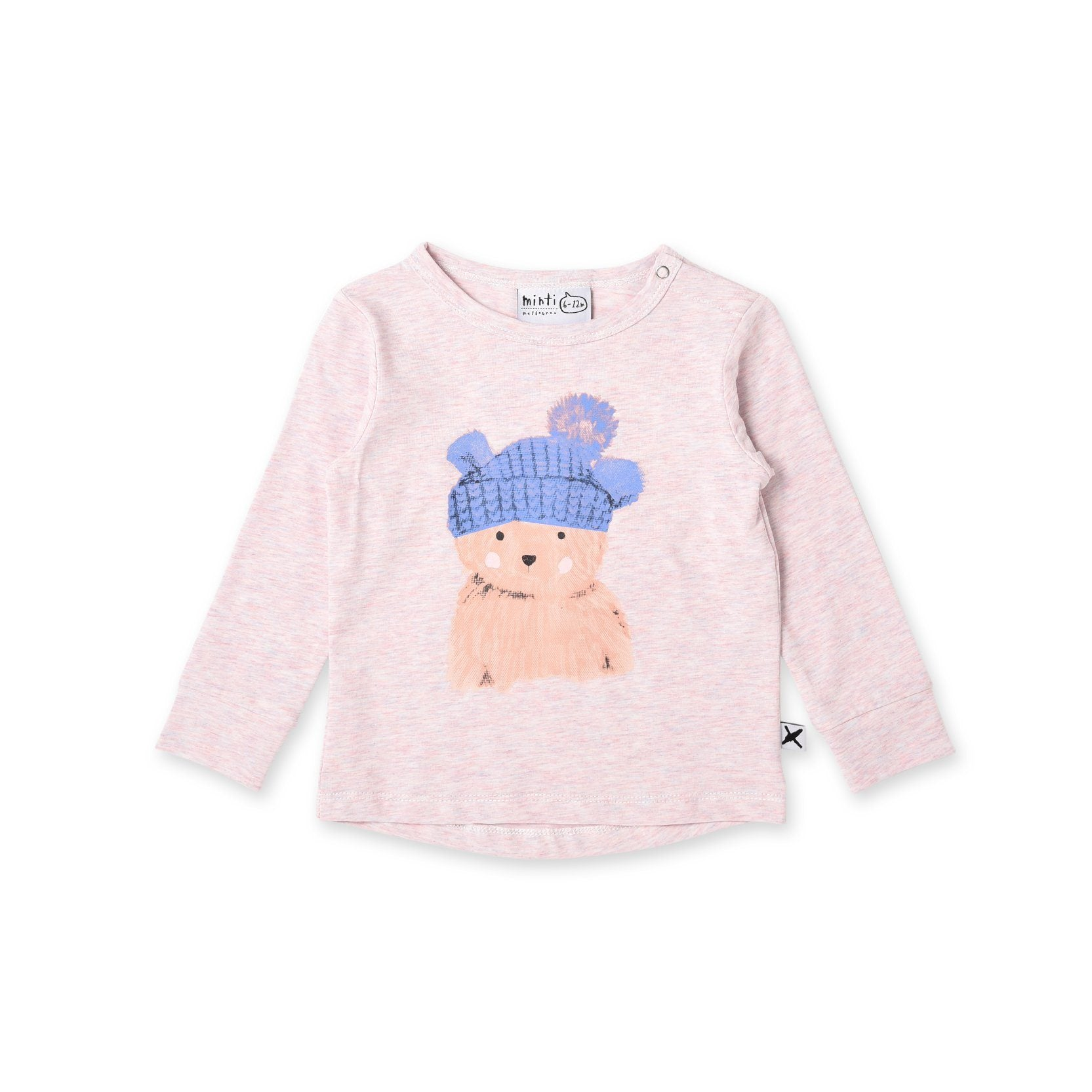 Toasty Teddy Baby Tee