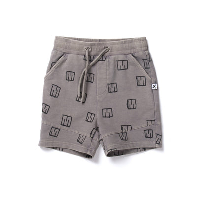 Sketched Logo Shorts