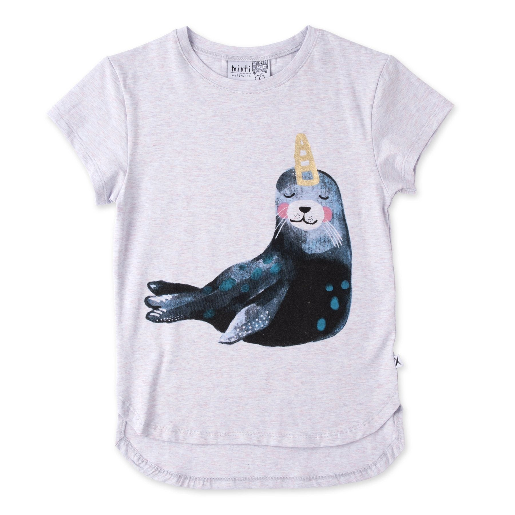 Painted Seal Tee