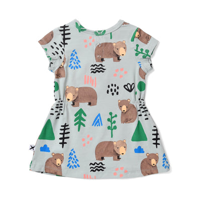 Wilderness Baby Dress