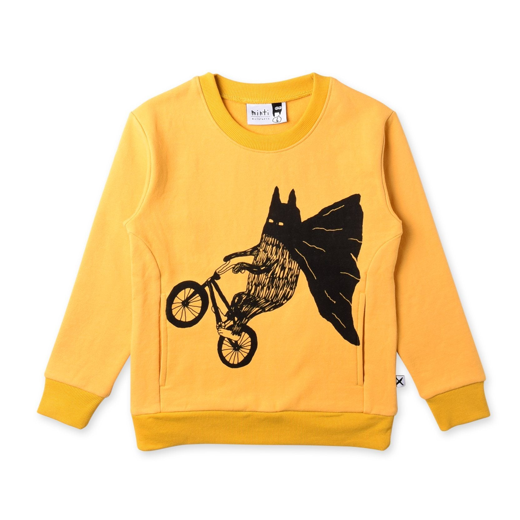 BMX Bat Furry Split Crew