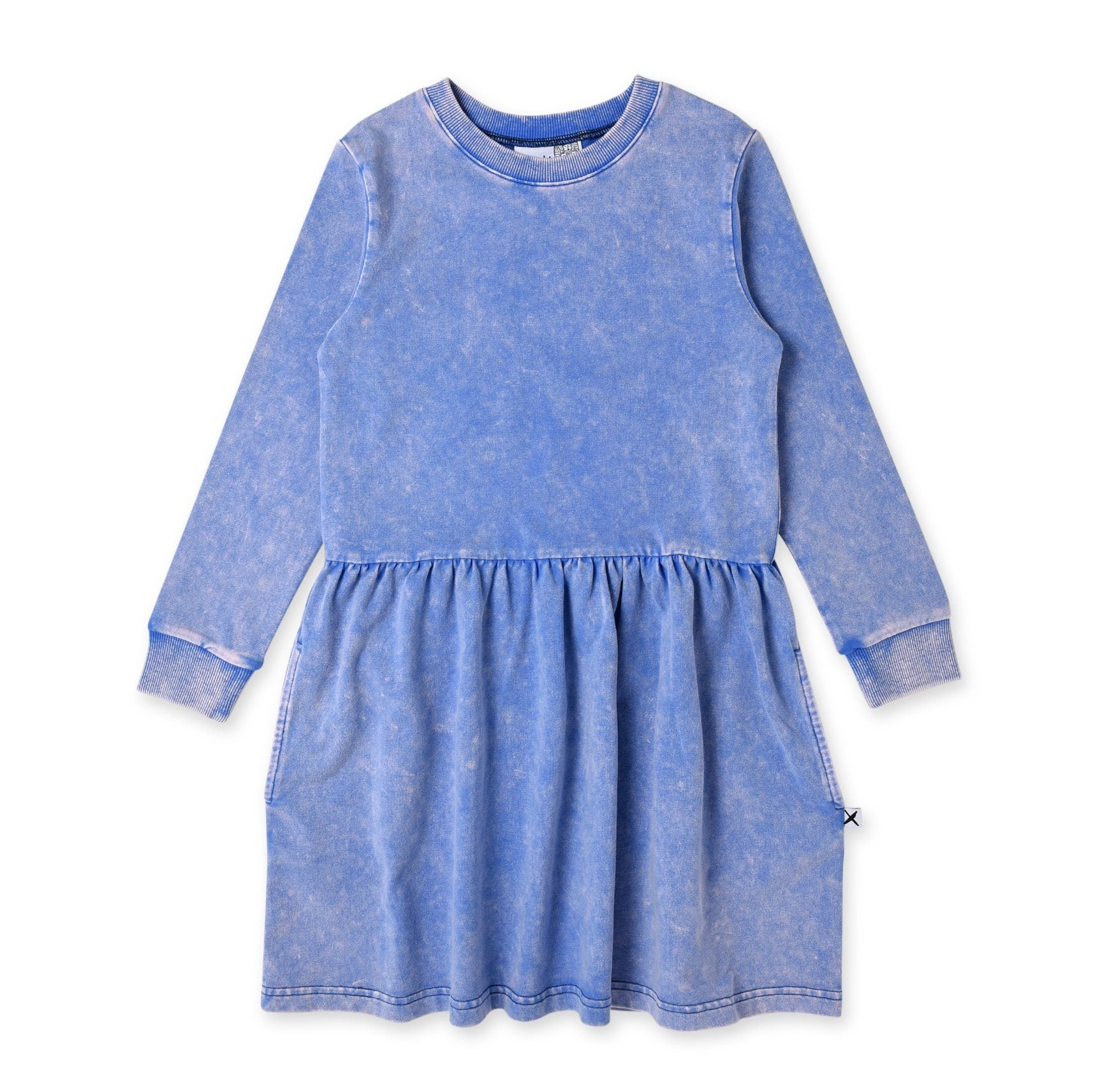 Washed Jumper Dress