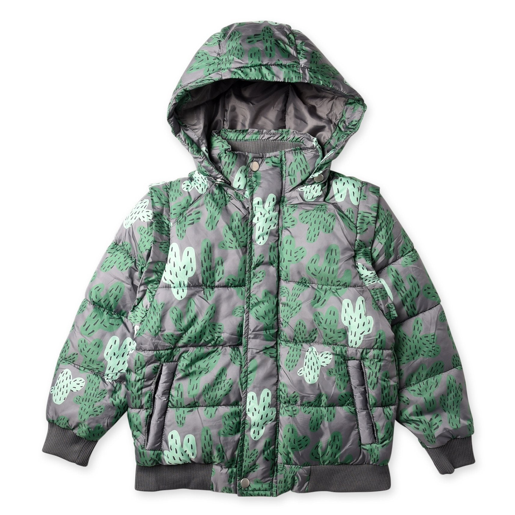 Cactus Ultimate Puffa Jacket