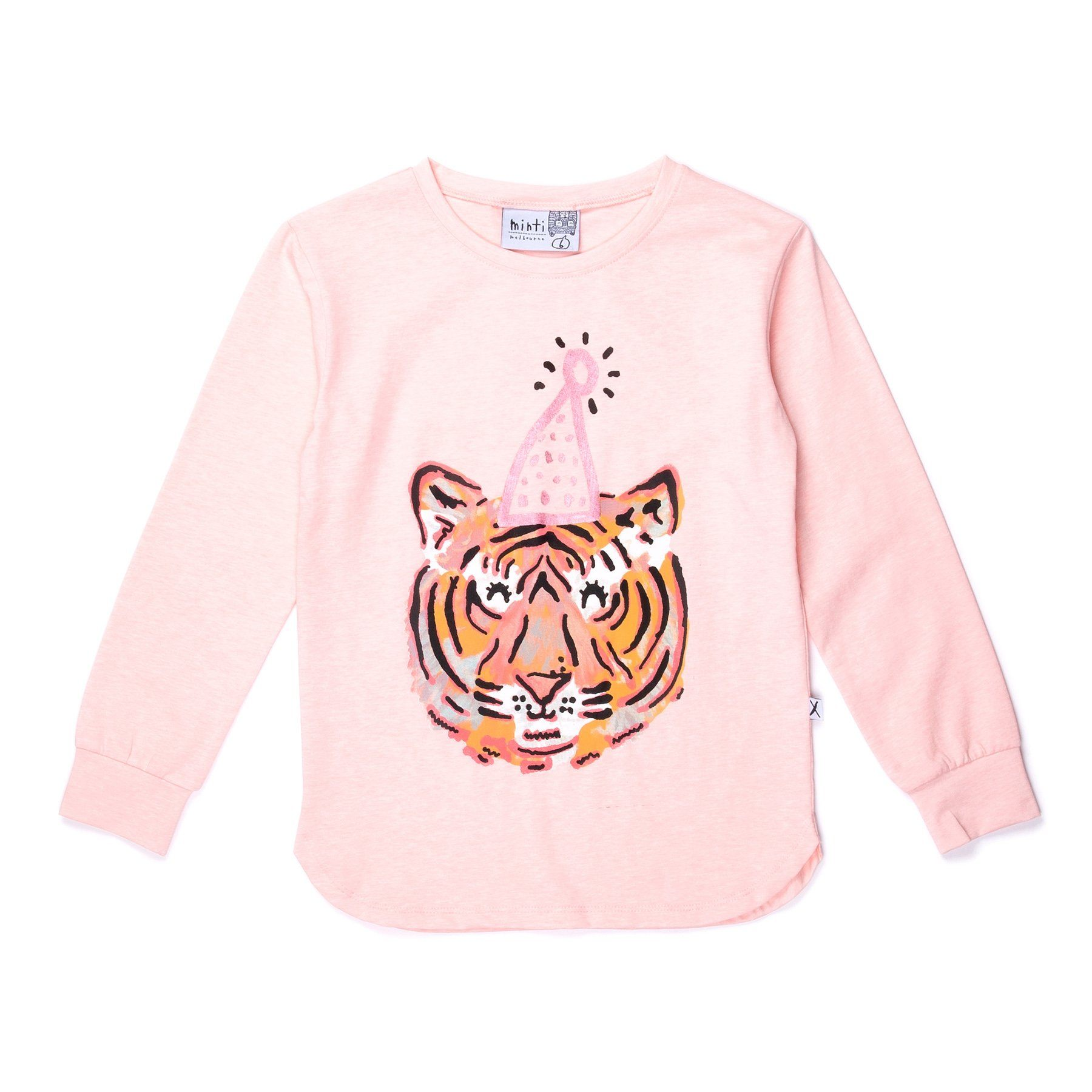Party Tiger Tee