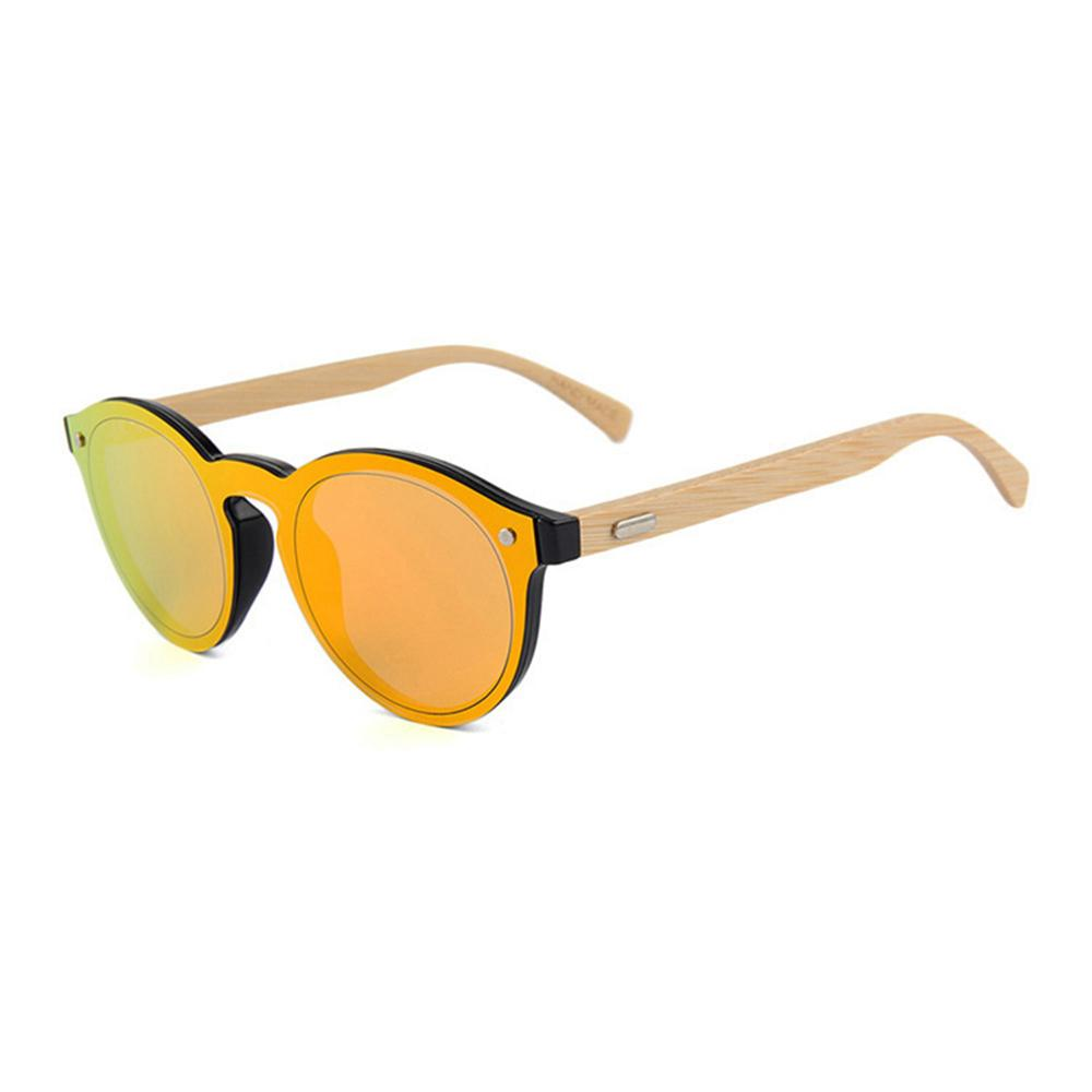 Archie Sunglasses (Metallic Orange)