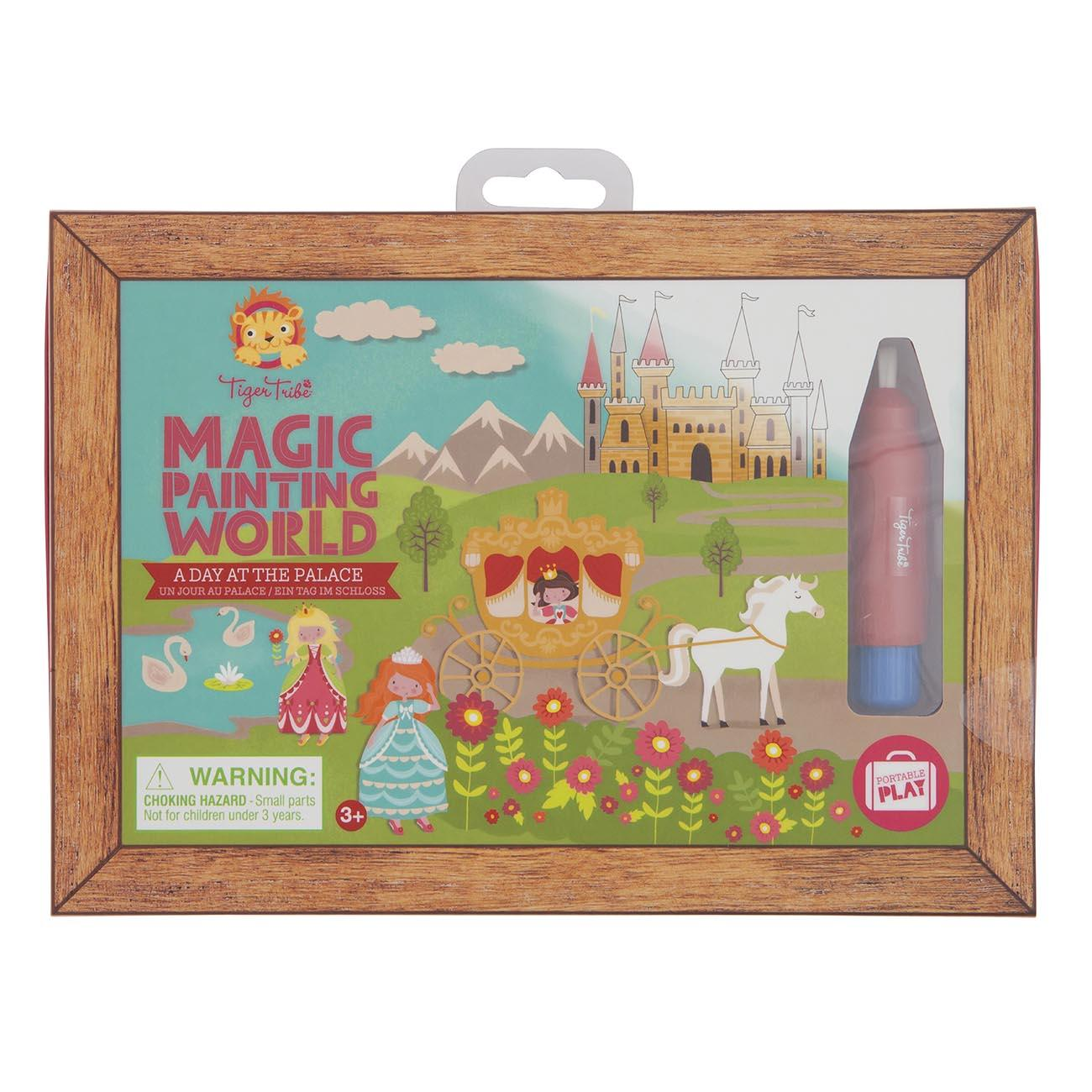 Magic Painting World (A Day at the Palace)