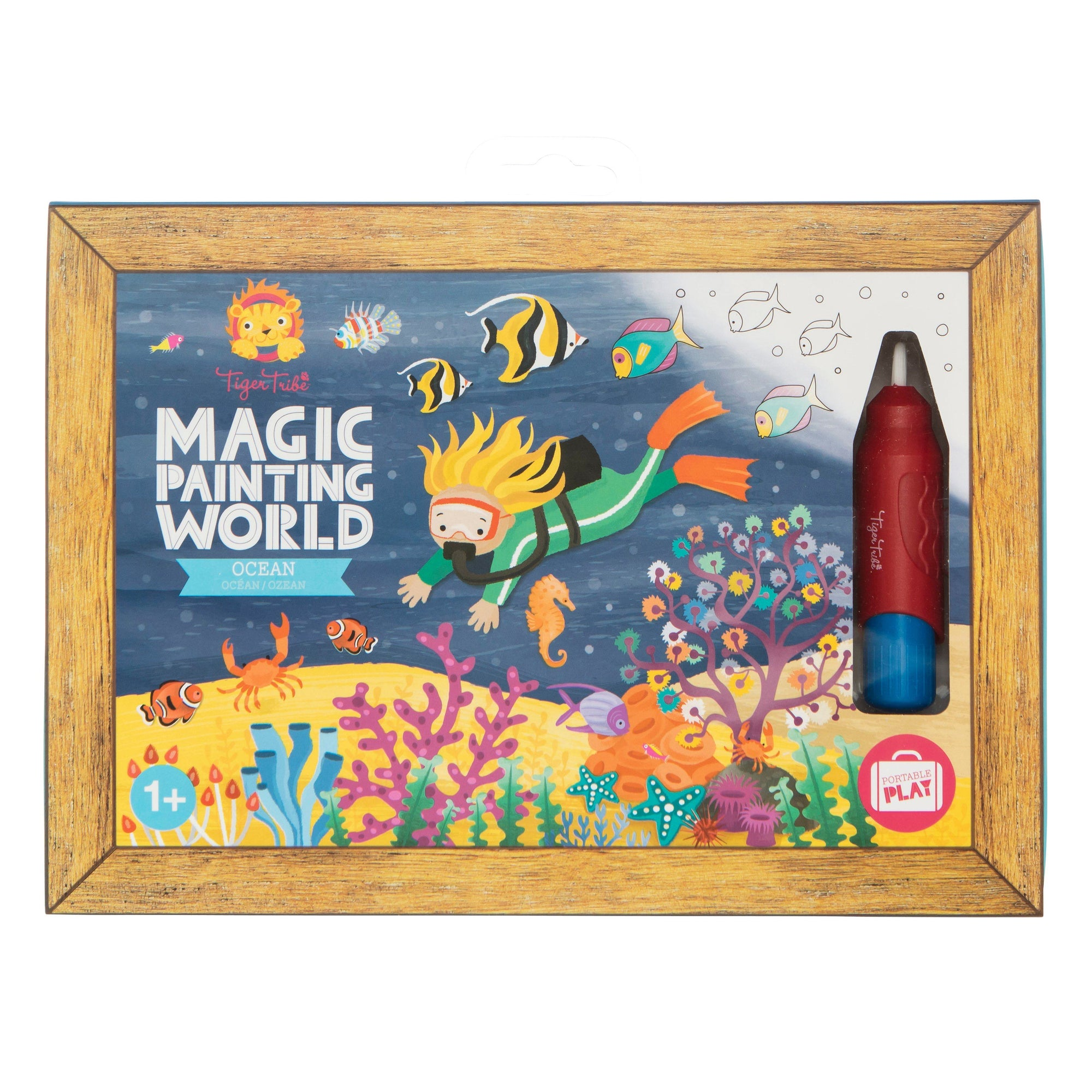 Magic Painting World (Ocean)