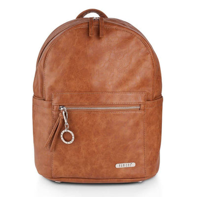 Manhatten Backpack (Tan)