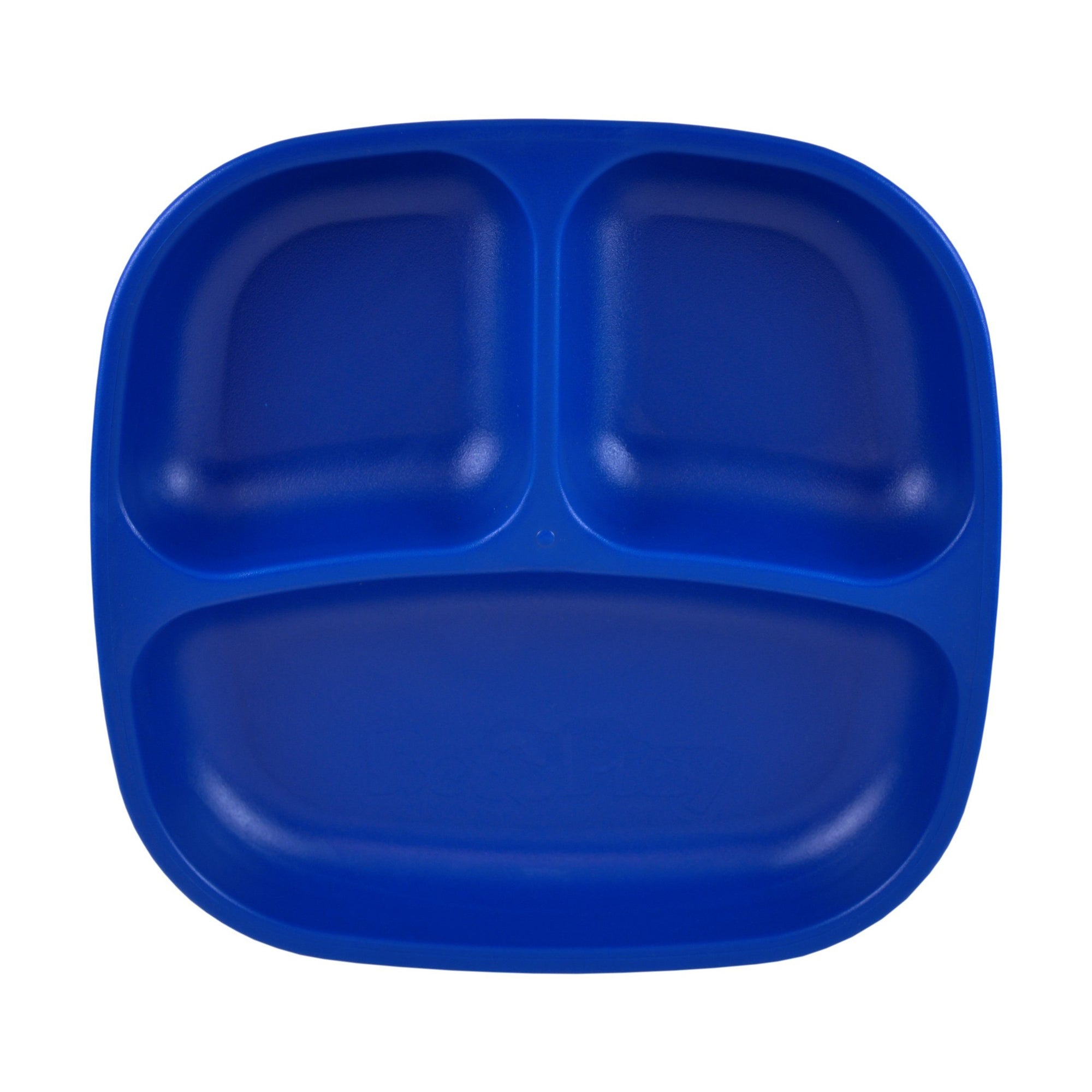 Divided Plate (Navy Blue)
