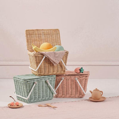 Kids Piki Basket (Natural)