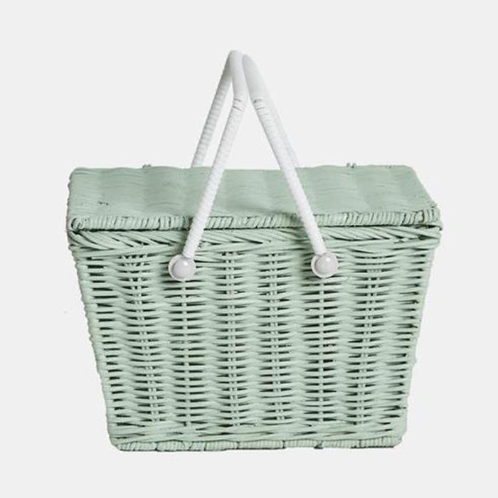 Kids Piki Basket (Mint)