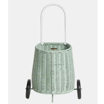 Kids Luggy Basket (Mint)