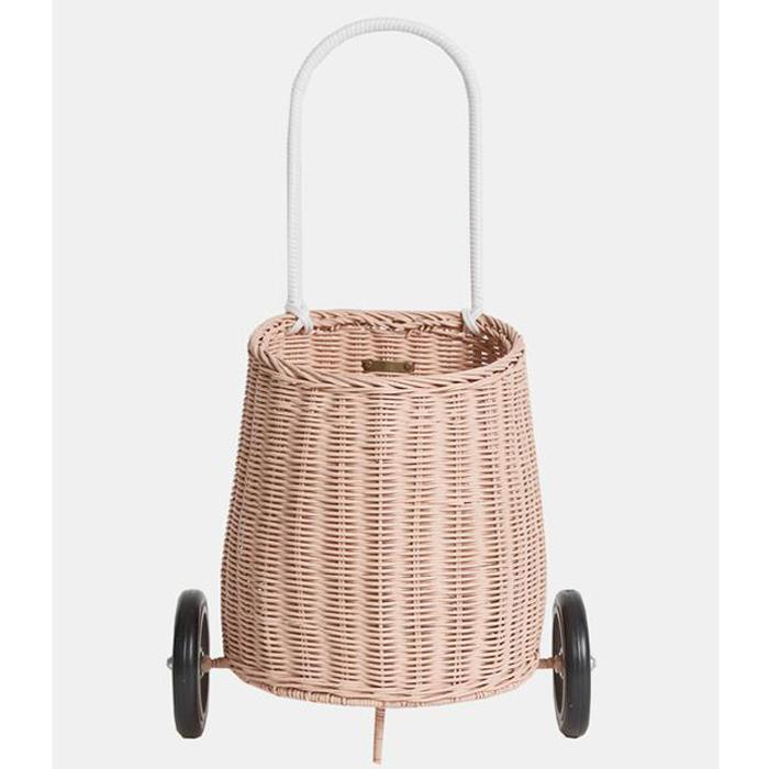 Kids Luggy Basket (Rose)