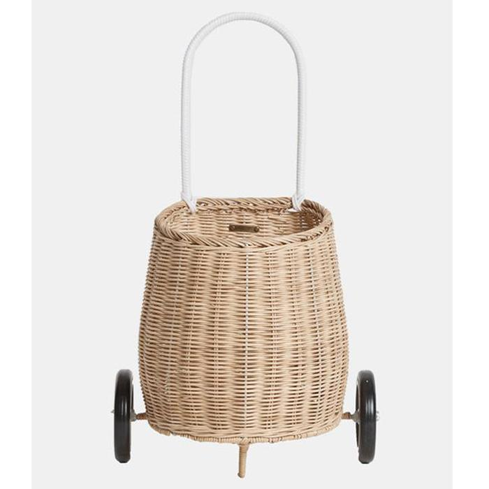 Kids Luggy Basket (Straw)