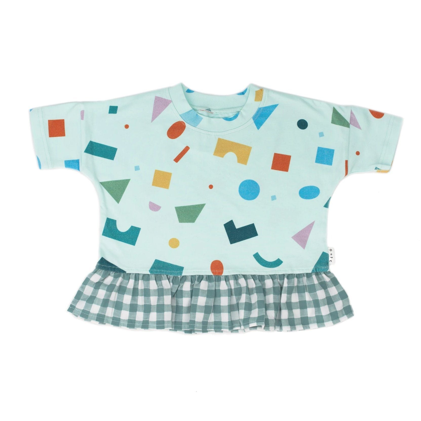 Shapes Boxy Tee